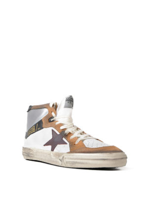 Golden Goose: trainers online - 2.12 leather sneakers