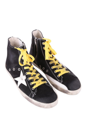Golden Goose: trainers online - Archive Francy canvas sneakers