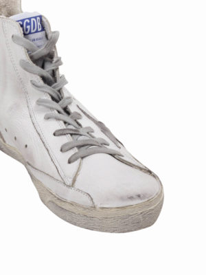 Golden Goose: trainers online - Francy high-top sneakers