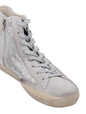 Golden Goose: trainers online - Francy metallic sneakers