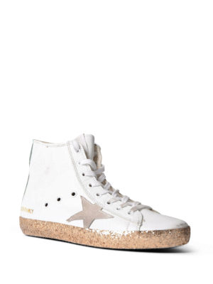 Golden Goose: trainers online - Francy sneakers with glitter sole