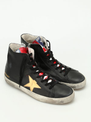 Golden Goose: trainers online - Francy Special Flag sneakers