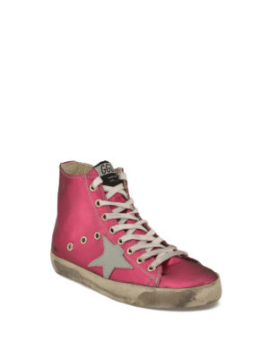 Golden Goose: trainers online - Francy tech fabric sneakers