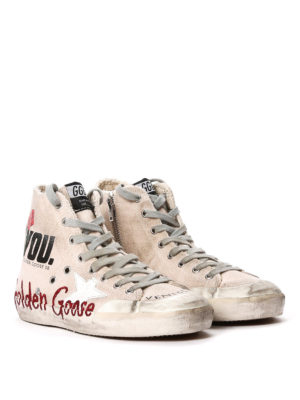 Golden Goose: trainers online - Francy trainers