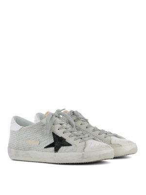 Golden Goose: trainers online - Grey Superstar sneakers