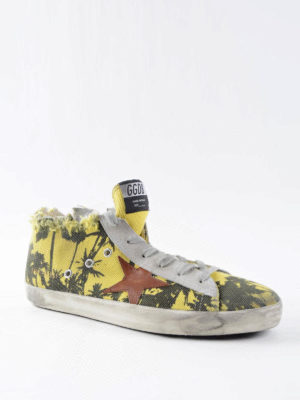 Golden Goose: trainers online - Palm printed trainers