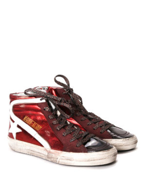 Golden Goose: trainers online - Slide high top sneaker