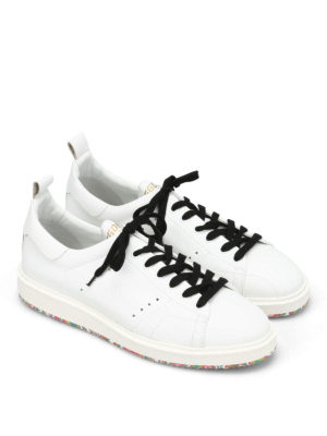 Golden Goose: trainers online - Starter coloured sole sneakers