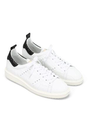 Golden Goose: trainers online - Starter glitter detail sneakers