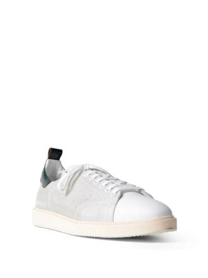 Golden Goose: trainers online - Starter green detailed sneakers