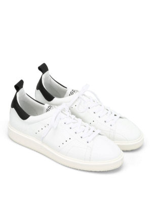 Golden Goose: trainers online - Starter leather sneakers