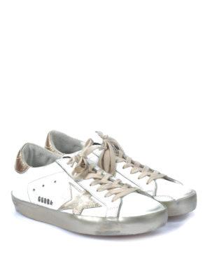 Golden Goose: trainers online - Starter metallic inserts sneakers