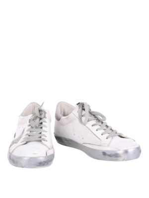 Golden Goose: trainers online - Superstar leather sneakers