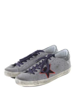Golden Goose: trainers online - Superstar low top leather sneakers