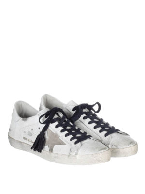 Golden Goose: trainers online - Superstar Rose Edt. Sneakers