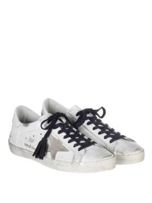 Golden Goose: trainers online - Superstar Rose Edt. Sneakers