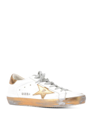 Golden Goose: trainers online - Superstar sparkling sneakers