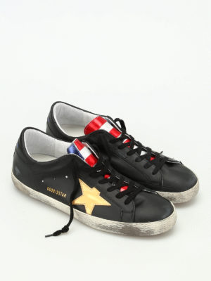 Golden Goose: trainers online - Superstar Special Flag sneakers