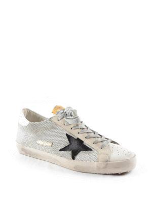 Golden Goose: trainers online - Superstar technical fabric sneakers