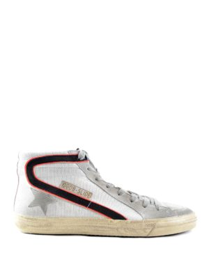 Golden Goose: trainers - Scuffed leather trainers