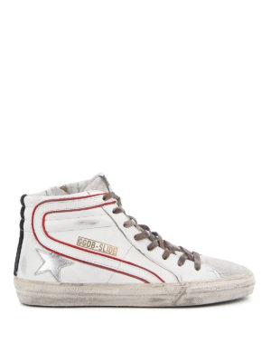 GOLDEN GOOSE: trainers - Slide Classic sneakers