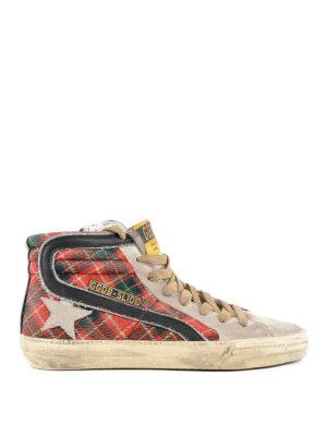 GOLDEN GOOSE: sneakers - Sneaker Slide Ice Star
