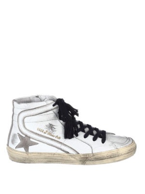 Golden Goose: trainers - Slide Rose Edt. Sneakers