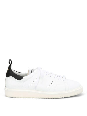 Golden Goose: trainers - Starter leather sneakers