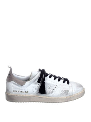 Golden Goose: trainers - Starter Rose Edt. sneakers