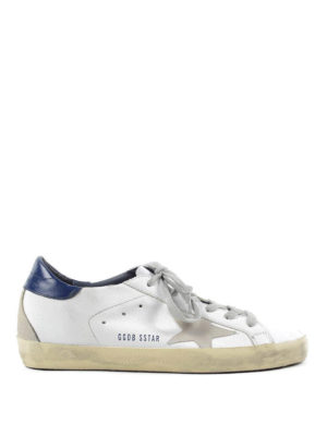 GOLDEN GOOSE: trainers - Super Star sneakers