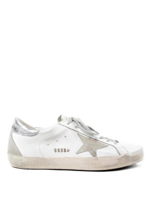 Golden Goose: trainers - Super Star sneakers