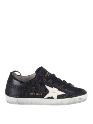GOLDEN GOOSE: sneakers - Sneaker Superstar nere