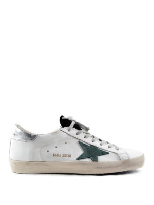 Golden Goose: trainers - Superstar leather sneakers