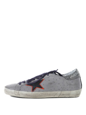 Golden Goose: trainers - Superstar low top leather sneakers