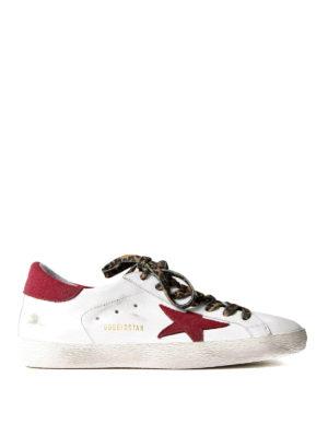 Golden Goose: trainers - Superstar low top sneakers