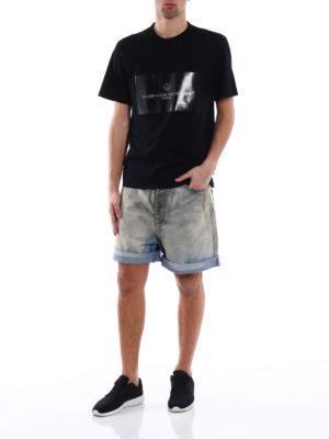 Golden Goose: Trousers Shorts online - Bobby denim shorts