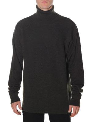 Golden Goose: Turtlenecks & Polo necks online - Simon merino wool turtle neck pull