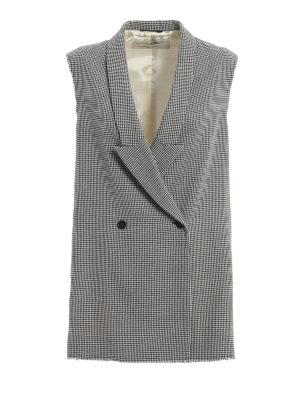 GOLDEN GOOSE: waistcoats & gilets - Jennifer vest