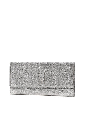 Golden Goose: wallets & purses - Laminated leather wallet