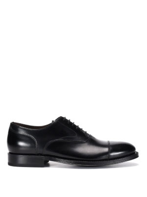 Green George: classic shoes - Handmade polished leather shoes