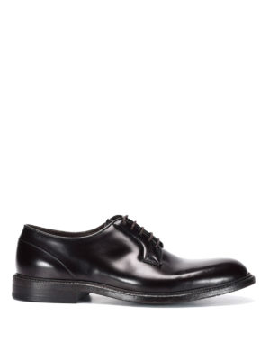 Green George: classic shoes - Polished leather lace-ups