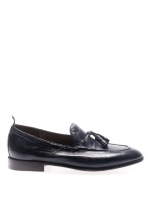 Green George: Loafers & Slippers - Maremma vintage look loafers