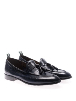 Green George: Loafers & Slippers online - Maremma vintage look loafers