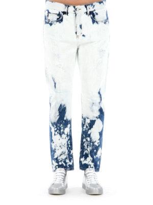 Gucci: Boyfriend online - Hand-bleached boyfriend jeans