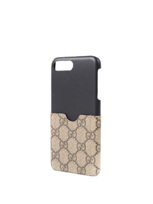 Gucci: Cases & Covers online - iPhone 7 GG Supreme cover