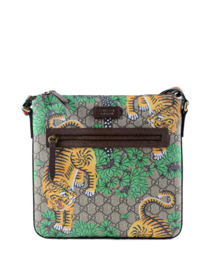 Gucci: cross body bags - Gucci Bengal crossbody