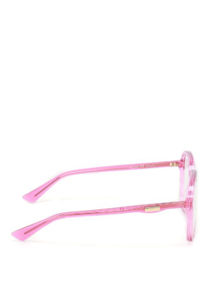 Gucci: glasses online - Fuchsia optical glasses