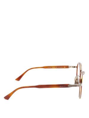 Gucci: glasses online - Round optical glasses