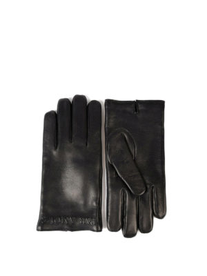 Gucci: gloves - Par Amour soft napa leather gloves