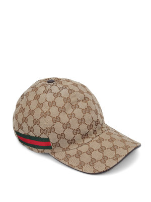 Gucci: hats & caps - Original GG baseball cap